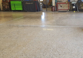 OC Lobby Concrete Polished Floors