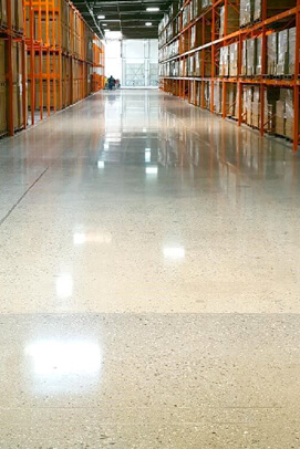Business Epoxy Floor Color OC Concrete